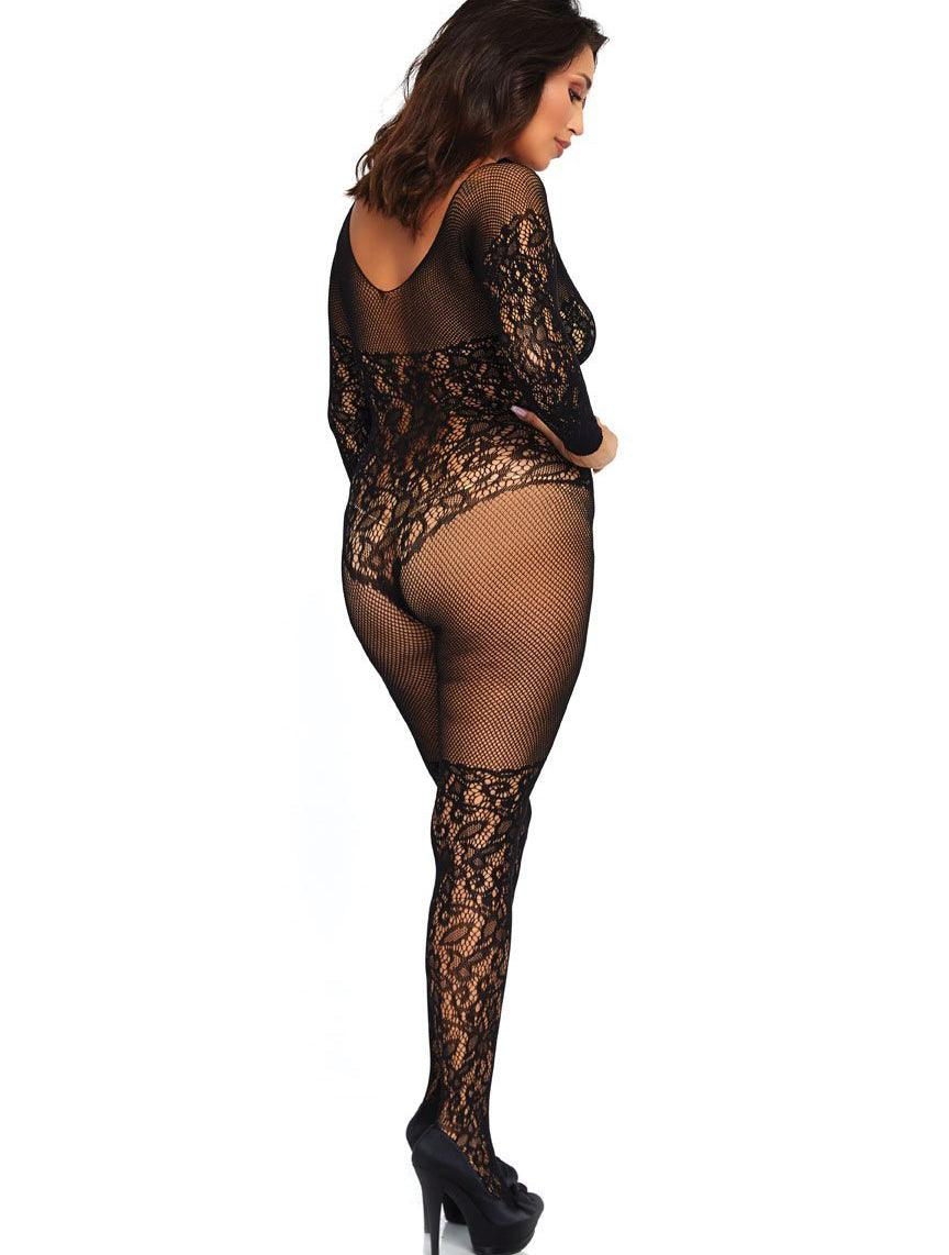 Vining for You Bodystocking Queen