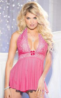 Tease & Please Babydoll Pink