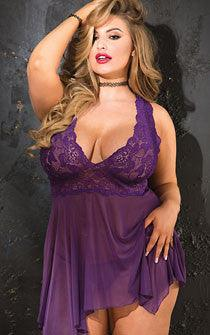 Sensual Touches Babydoll