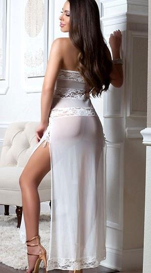 Secret Obsession Lace Gown