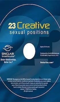 FREE DVD 23 Creative Positions
