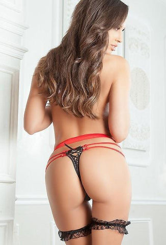 Excite the Night Thong