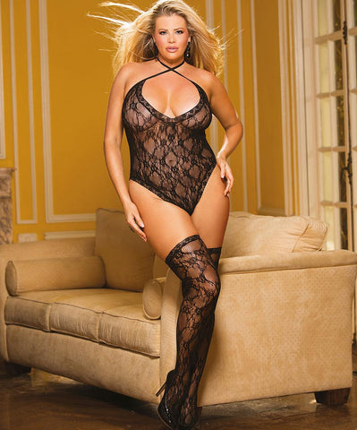 What's New Pussycat Bodystocking