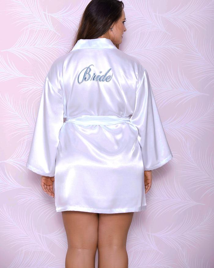 Here Comes the Bride Robe Queen
