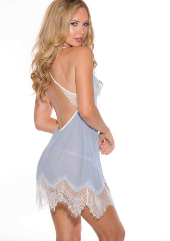 Crystal Blue Persuasion Nightie