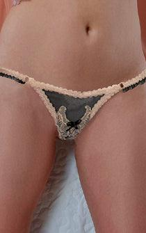 Golden Girl Micro Thong