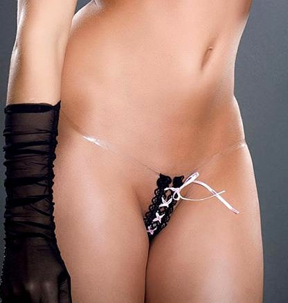 Magnetism Micro Thong
