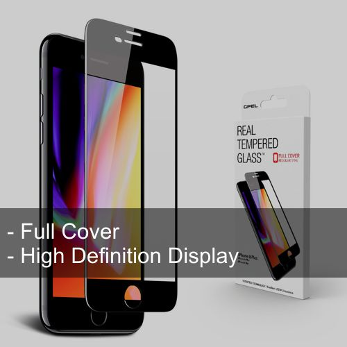 iPhone 8 Plus Full Cover Glass - Starting $25