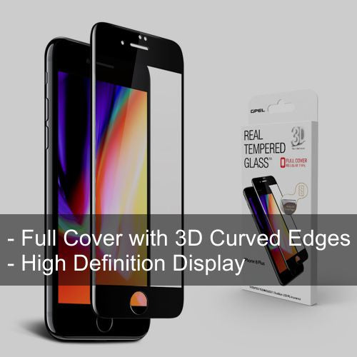 iPhone 8 Plus 3D HD Full Cover Glass -Starting $30