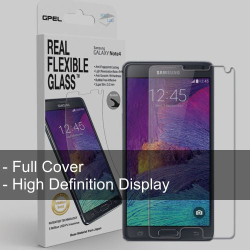 Galaxy Note 4 Full Cover Glass - Starting $20