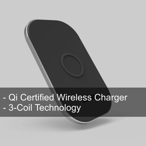 Qi Wireless Charger - Starting $25