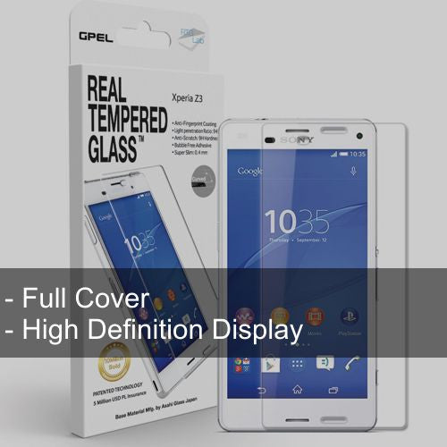 Sony Xperia Z3 Full Cover Glass - Starting $20