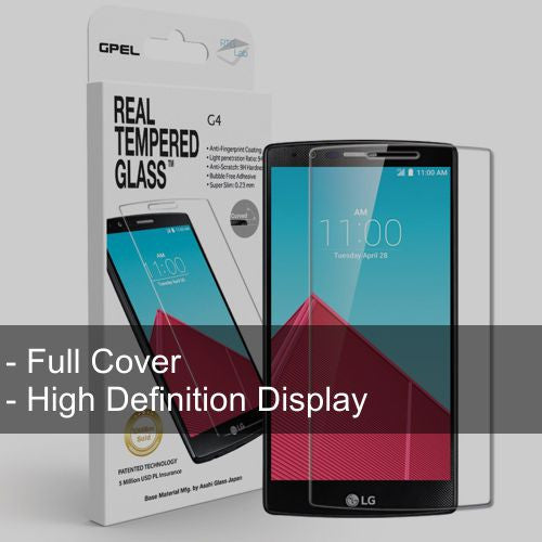 LG G4 Full Cover Glass - Starting $20