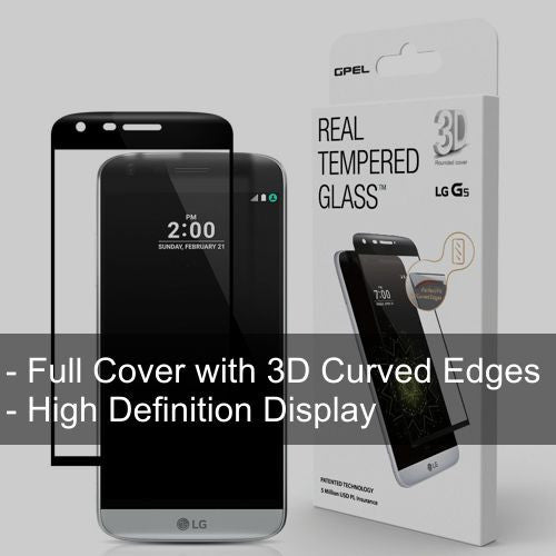 LG G5 Full Cover Glass - Starting $25