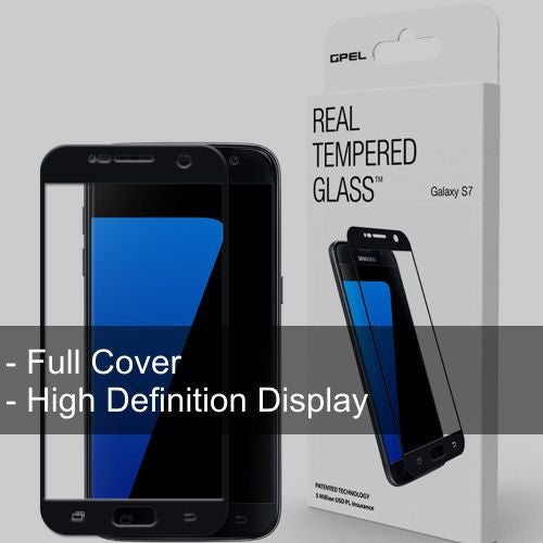 Galaxy S7 Full Cover Glass - Starting $20