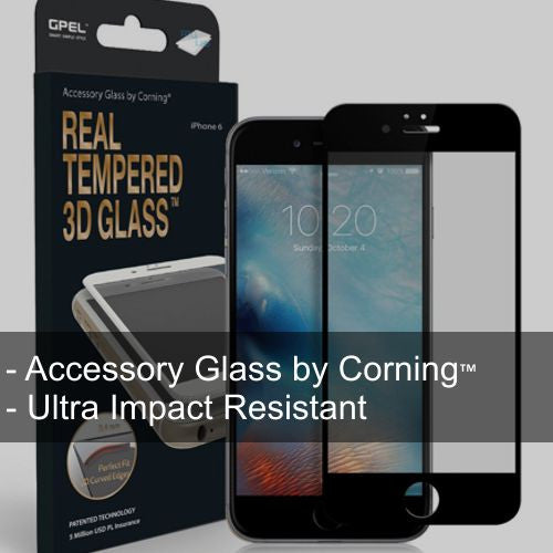 iPhone 6S | 6 Accessory Glass by Corning® - Starting $35