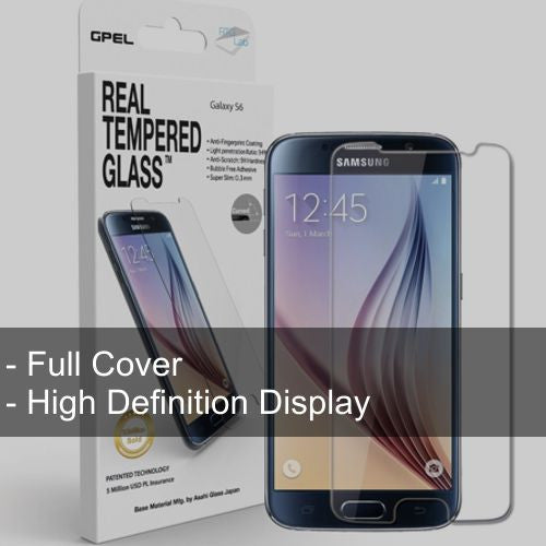 Galaxy S6 Full Cover Glass - Starting $20