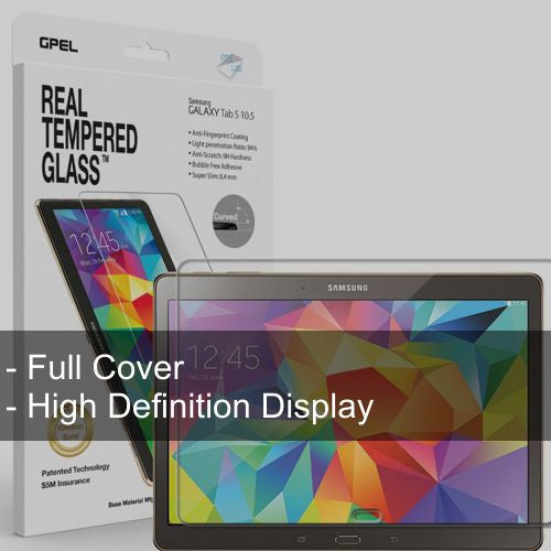 Galaxy Tab Full Cover Glass - Starting $25