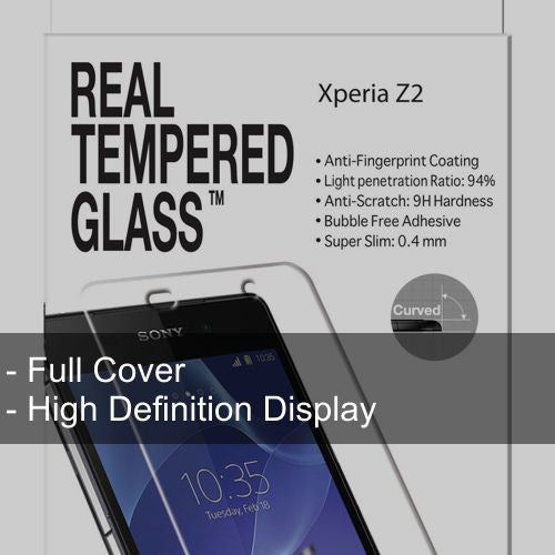 Sony Xperia Z2 Full Cover Glass - Starting $20