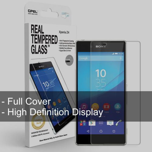 Sony Xperia Z4 Full Cover Glass - Starting $20