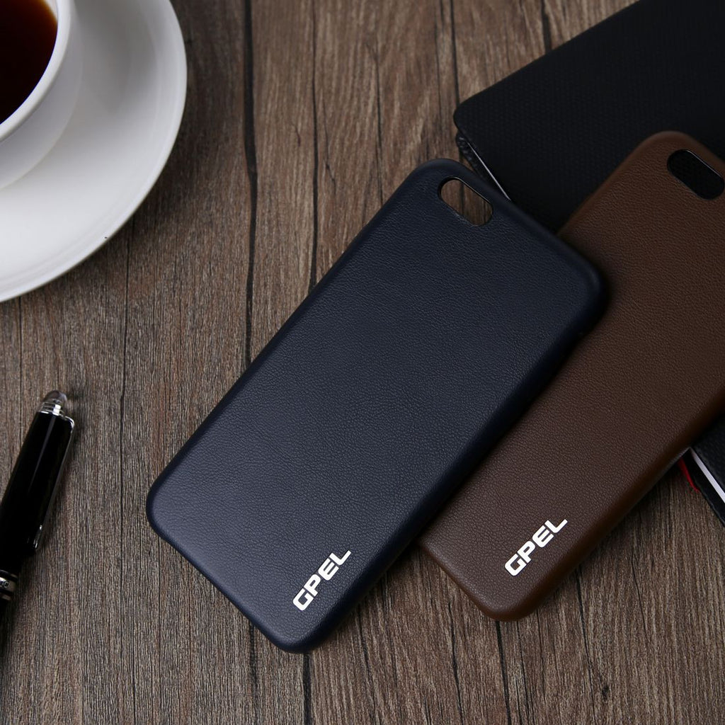 iPhone 6 | 6s GPEL Leather™ Koskin – Brown