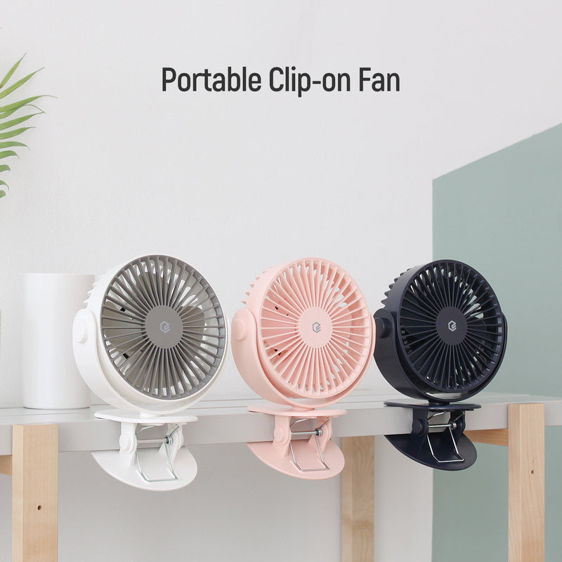 GPEL Clip-On Fan