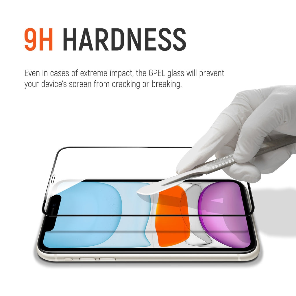 iPhone 11 Pro / XS Real Tempered Glass Screen Protector - 1 Pack