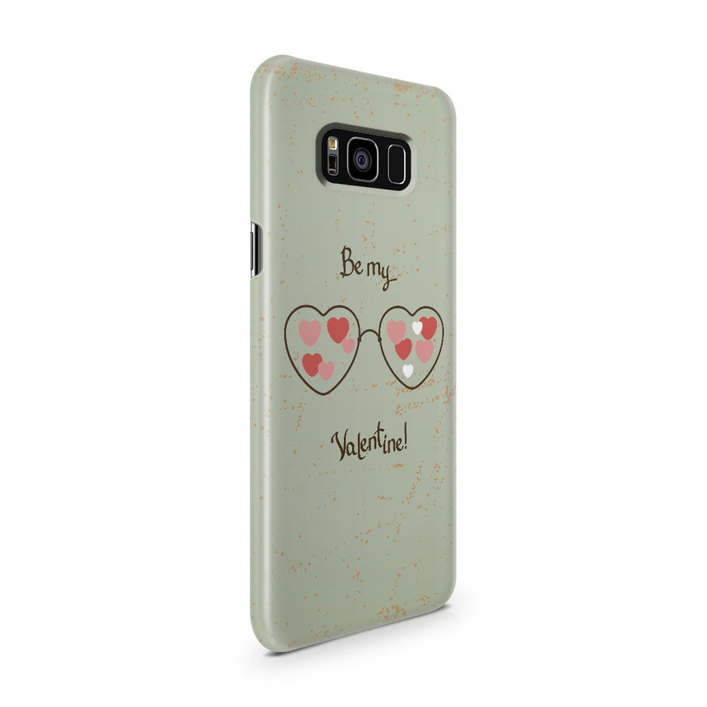 Galaxy S8 Case - Be My Valentine