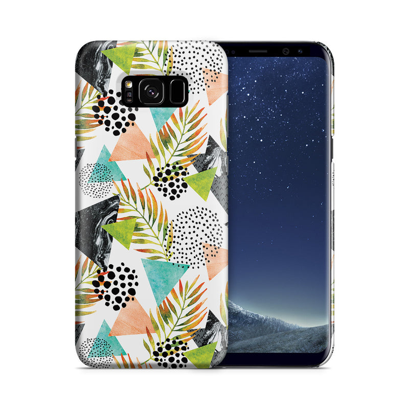 Galaxy S8 Plus Case - Summer Leaf
