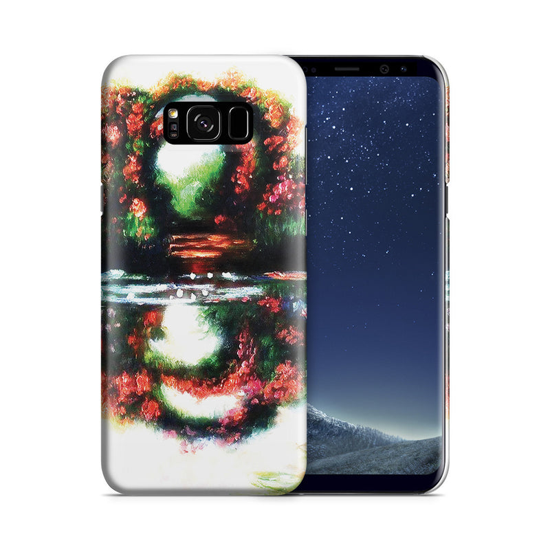 Galaxy S8 Case - The Fields of Poppies by Claude Monet