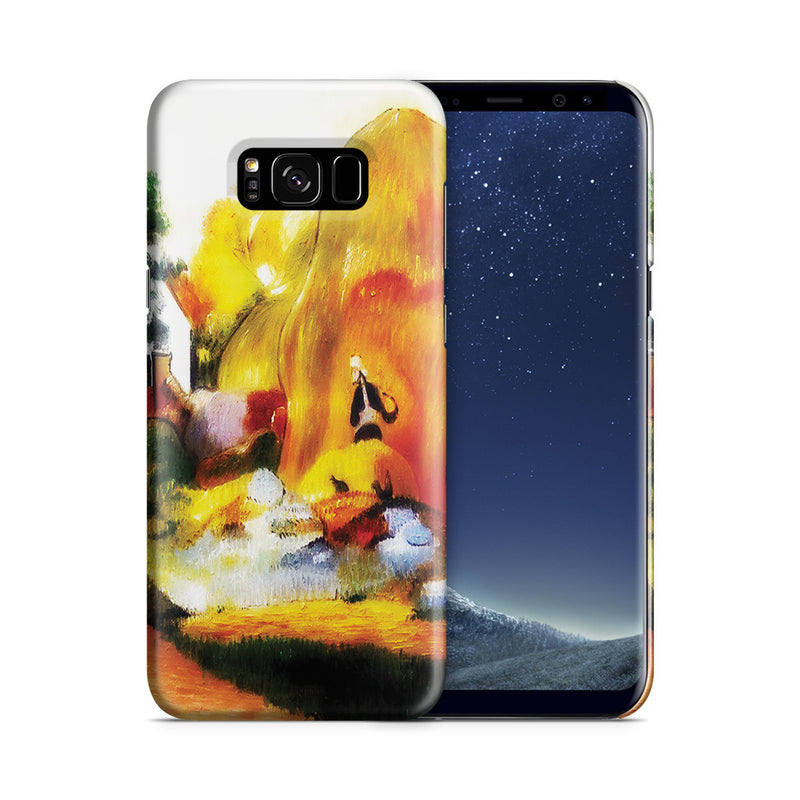 Galaxy S8 Case - Yellow Haystacks (The Golden Harvest) by Paul Gauguin