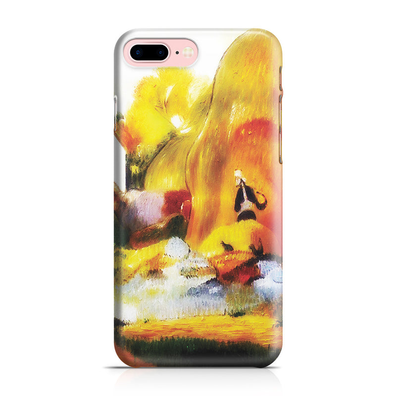 iPhone 7 Plus Case - Yellow Haystacks (The Golden Harvest) by Paul Gauguin