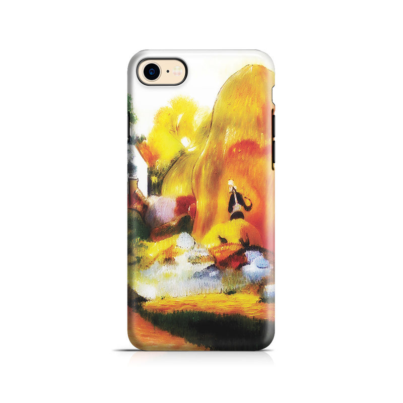 iPhone 6 | 6s Plus Adventure Case - Yellow Haystacks (The Golden Harvest) by Paul Gauguin