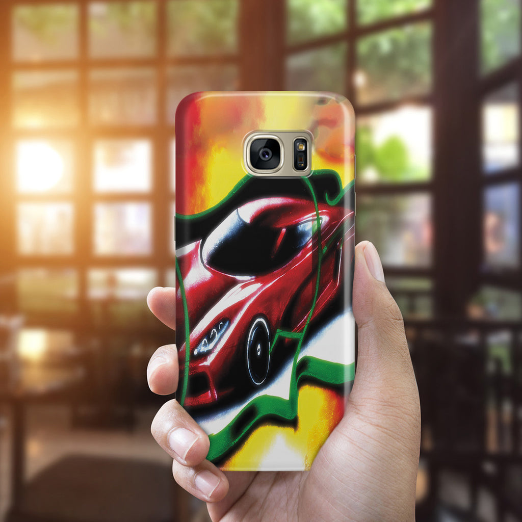 Galaxy S7 Edge  Case - Furious