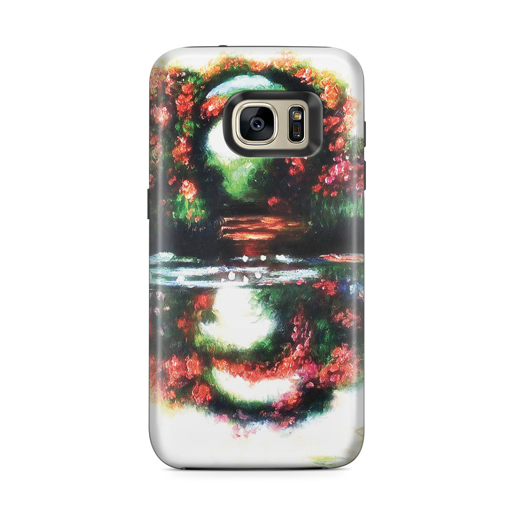 Galaxy S7 Edge Adventure Case - Blutentore in Giverny by Claude Monet