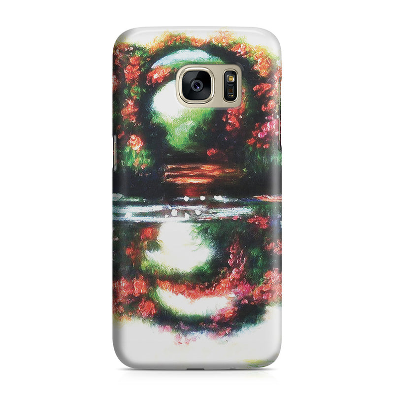 Galaxy S7 Case - Blutentore in Giverny by Claude Monet