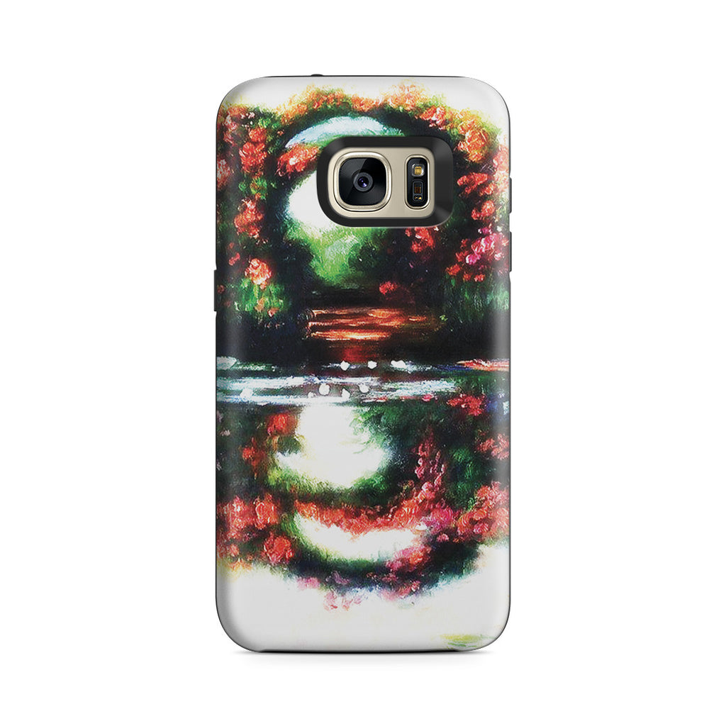Galaxy S7 Adventure Case - Blutentore in Giverny by Claude Monet