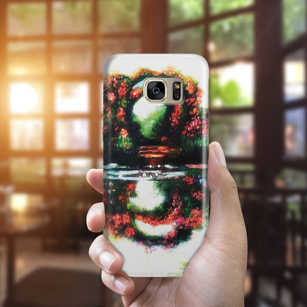 Galaxy S7 Edge Case - Blutentore in Giverny by Claude Monet