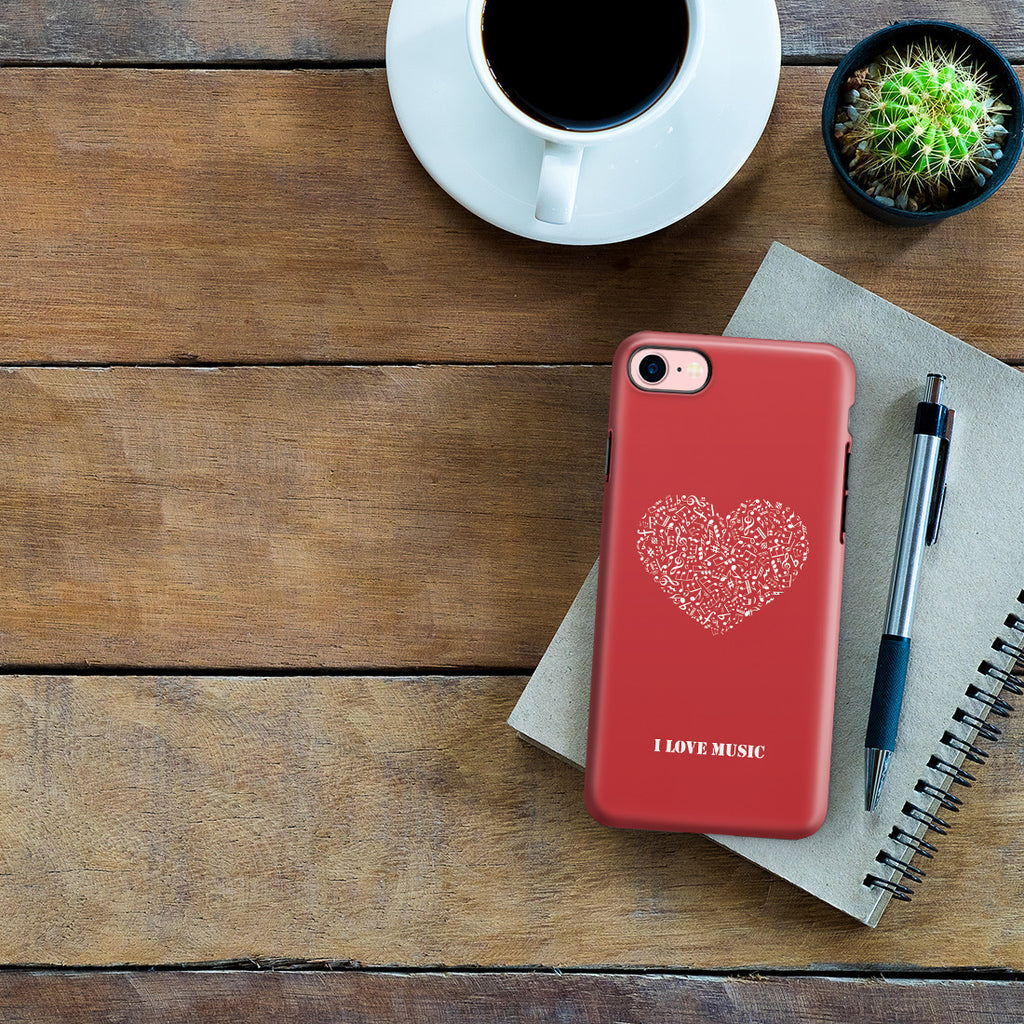 iPhone 6 | 6s Plus Adventure Case - Music Is Love