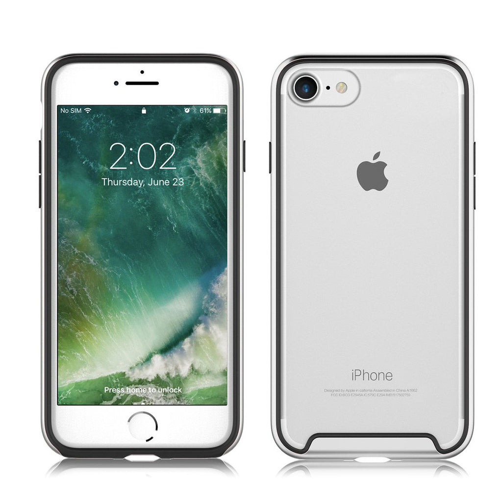 iPhone 7 EverPure Duo - Silver
