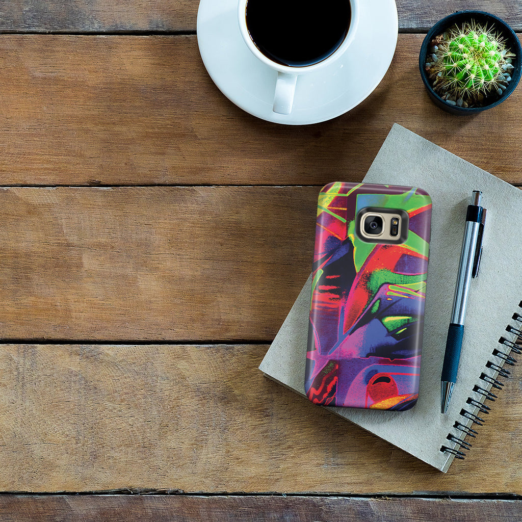 Galaxy S7 Edge Adventure Case - Kandinsky
