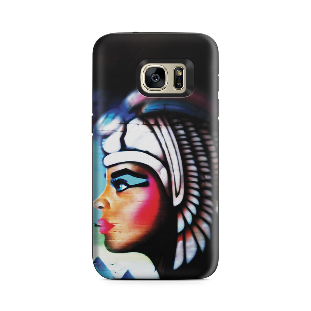 Galaxy S7 Adventure Case - Cleopatra