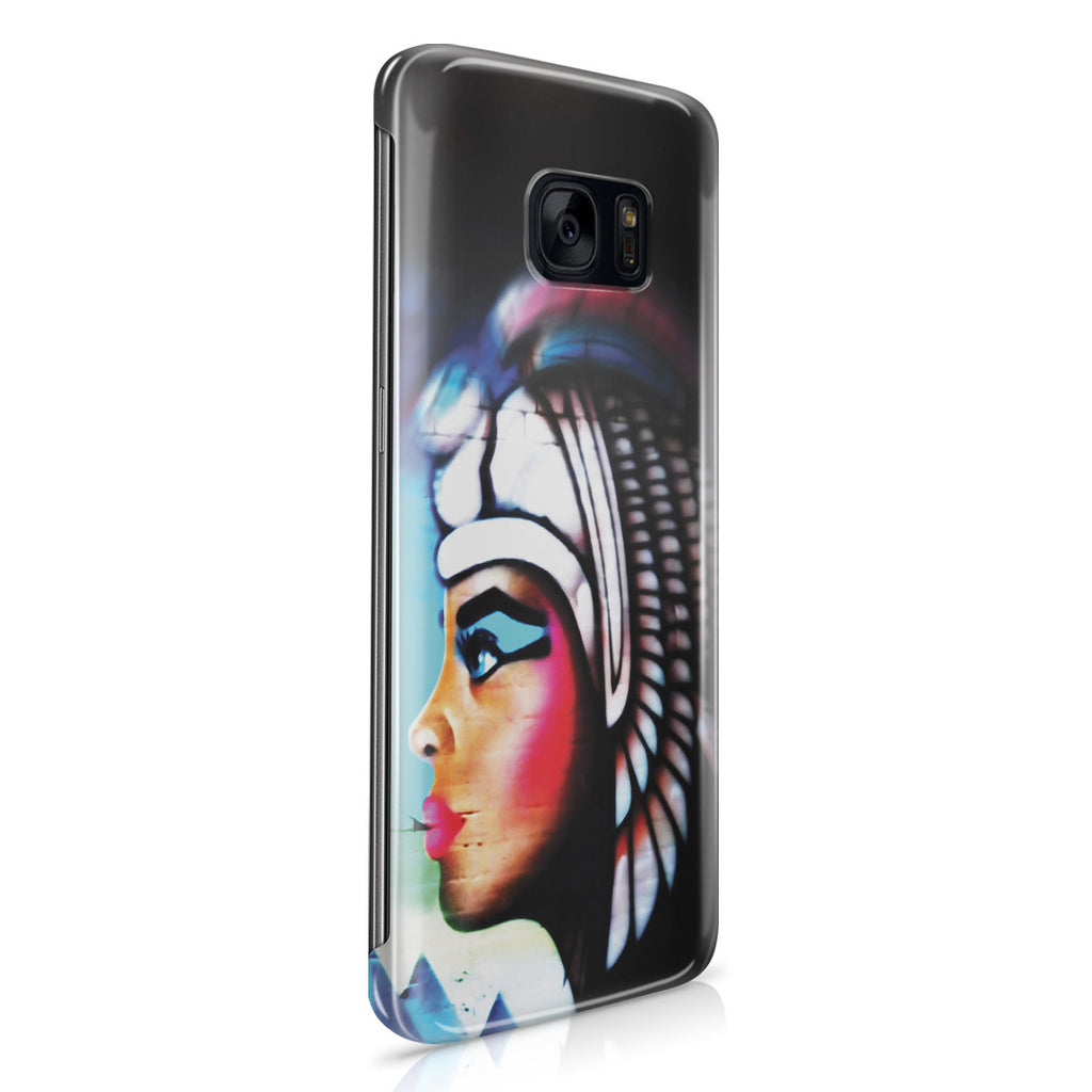 Galaxy S7 Edge  Case - Cleopatra
