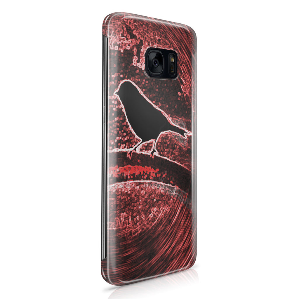 Galaxy S7 Edge  Case - Canary in a Coal Mine