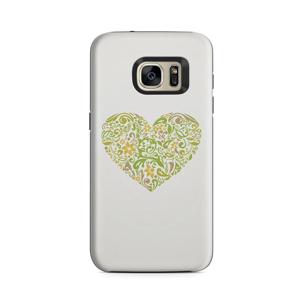 Galaxy S7 Adventure Case - Where Flowers Bloom So Does Hope