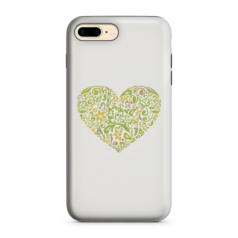 iPhone 8 Plus Adventure Case - Where Flowers Bloom So Does Hope