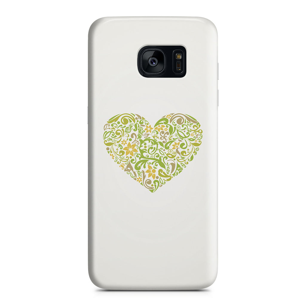 Galaxy S7 Edge Case - Where Flowers Bloom So Does Hope