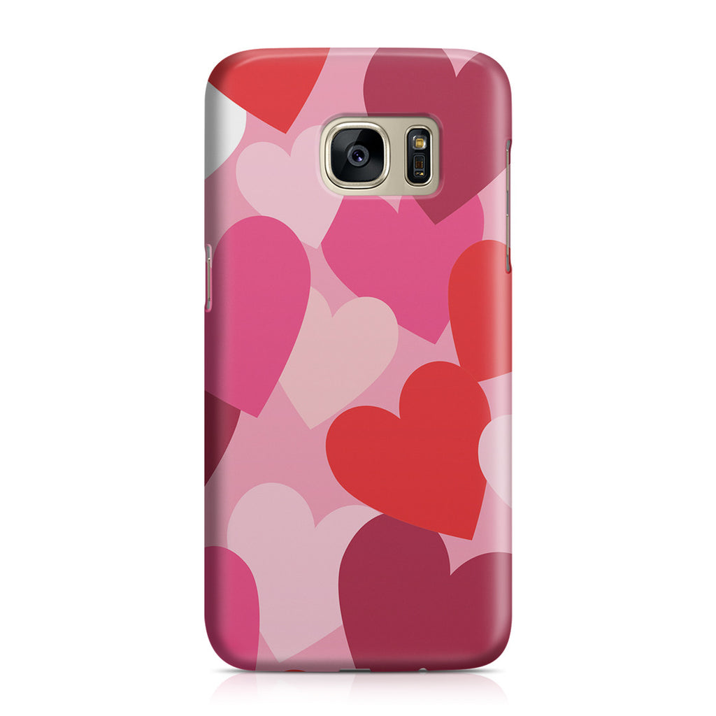 Galaxy S7 Case - Mountains of Love