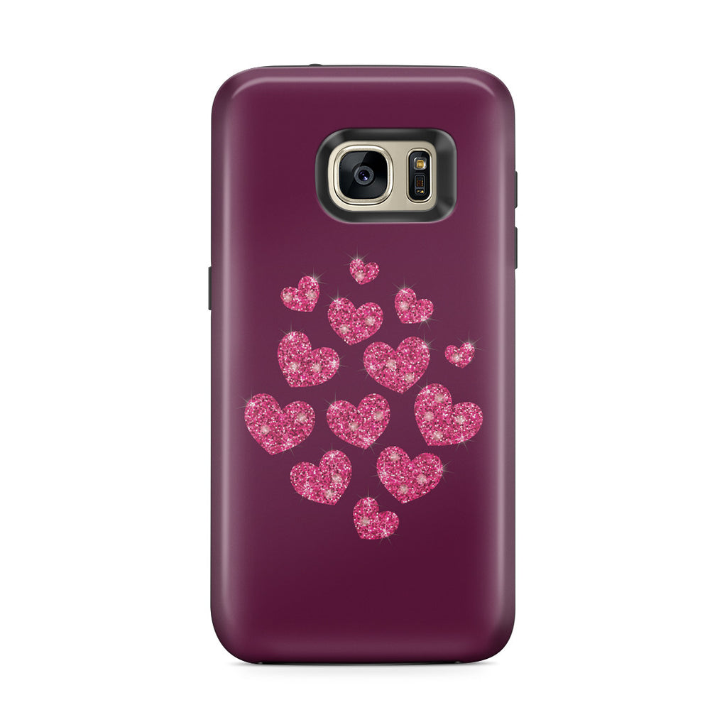 Galaxy S7 Edge Adventure Case - Glitter