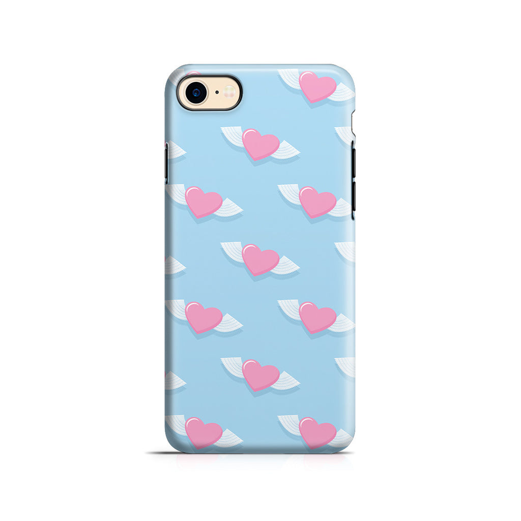 iPhone 7 Adventure Case - Love Gives You Wings